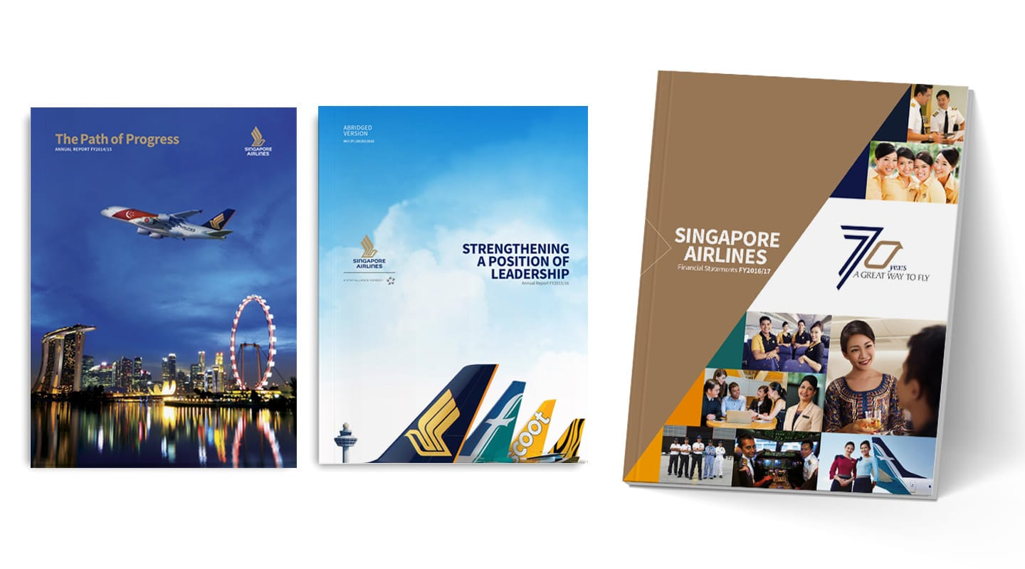 Singapore Airlines - Sedgwick Richardson